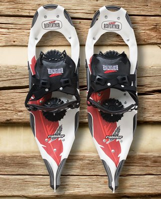 Redfeather RAINIER Recreational Snowshoes #855030R